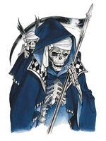SotN Death