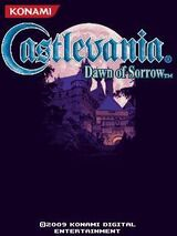 Castlevania: Dawn of Sorrow (móvil)