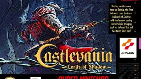 Castlevania Lords of Shadow - Super Castlevania IV Soundset (SNESology)
