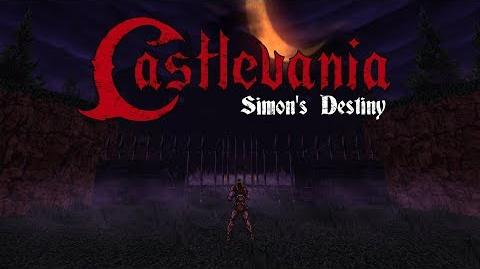 Castlevania Simon's Destiny Gameplay