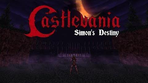 Castlevania Simon's Destiny Gameplay