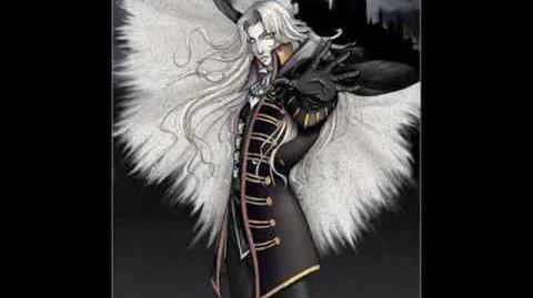 Alucard risen by castlevania symphony of the night