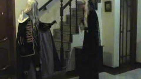 Castlevania - Alucard and Lisa