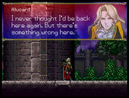 Castlevania Comic Alucard