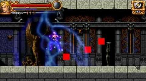 MMF2 - Castlevania Tears of Pain (Skills)