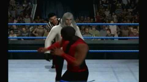 Ermac (Mortal Kombat) vs Alucard (Castlevania) (wwe chamionship)