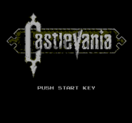 Castlevania Remix Title