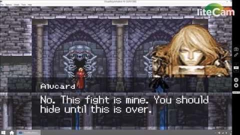 Castlevania Aria of Sorrow Future Alucard Hack PART 3 RELEASE VIDEO!