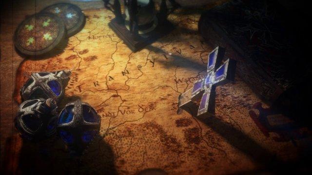 Castlevania Cross Of Dimensions