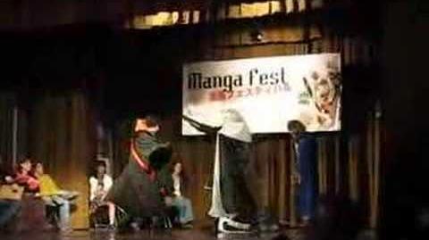 Manga Fest 2007 Argentina - Castlevania SOTN Cosplayers