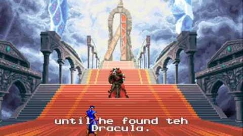 Castlevania Wisps of Dracula By Peter Chimaera NOW IN SPRITE FORM