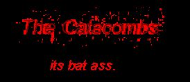 The Catacombs logo