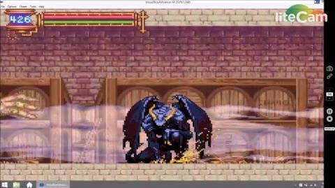 Castlevania AOS Genya Arikado Hack