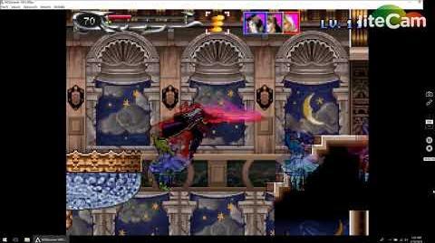 Castlevania DOS Team CV3 hack RELEASED SCIV Simon Belmont hack REVEAL