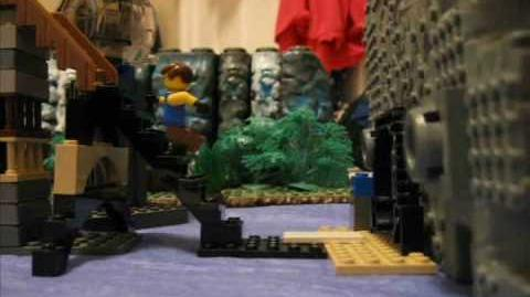 Castlevania The Lego Symphony of the Night