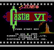 Castle VI Title