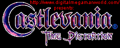 Castlevania Time-Distortion-logo