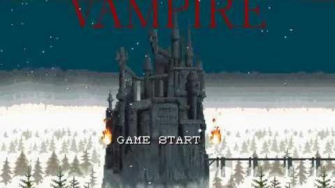 Vampire (Japanese Castlevania Homebrew)