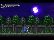 Richter in Castlevania Fighter