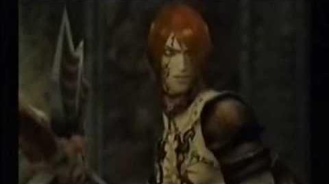 Castlevania- Isaac is weird...
