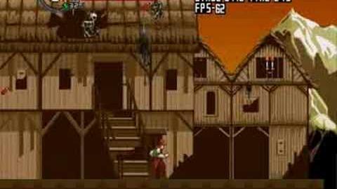Vampire Blaze - Stage 1 (RED)