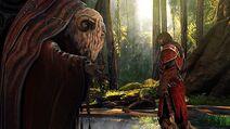 Castlevania-Lords-of-Shadow-Gabriel-Meets-Pan-Gamescom-2010