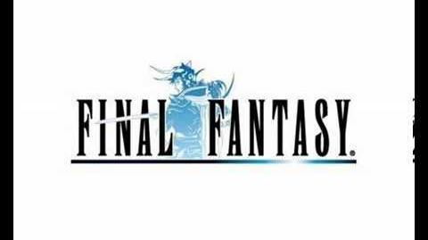 Final Fantasy 1- Game Over