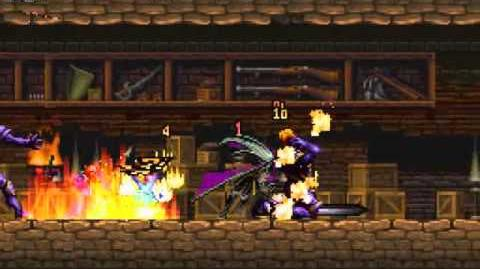 Castlevania Symphony of the Night Teaser Trailer (PSX), long version