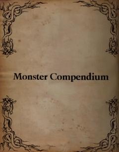 Monster Compendium