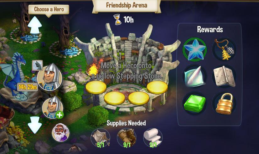 Friendship Arena