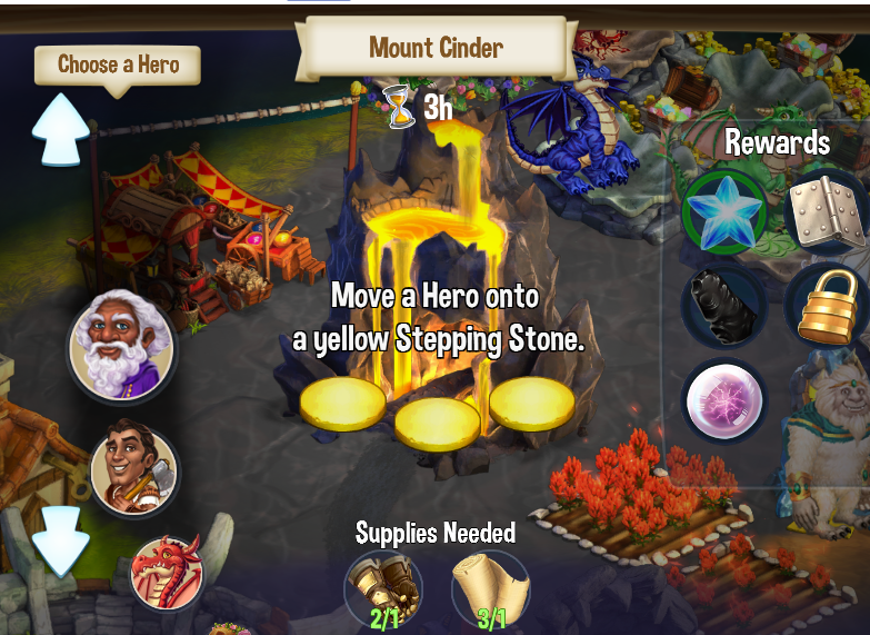 Mount Cinder Main