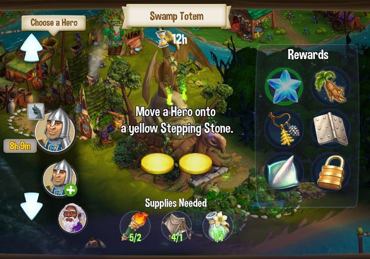 Swamp Totem
