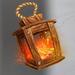 Fire Blossom Lantern