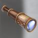 Wooden Spyglass