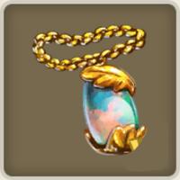 Gold-Opal-Kette