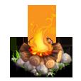 Campfire 01 Icon