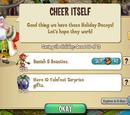 Cheer Itself