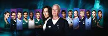 Casualty Series 32 cast photo