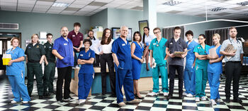 Series 29 Cast