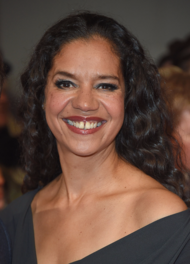 Jaye Griffiths 2017 NTAs