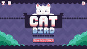 Cat Bird Title