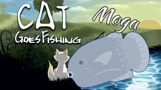 How to Catch a Moga - Cat Goes Fishing- Caverns and Coral