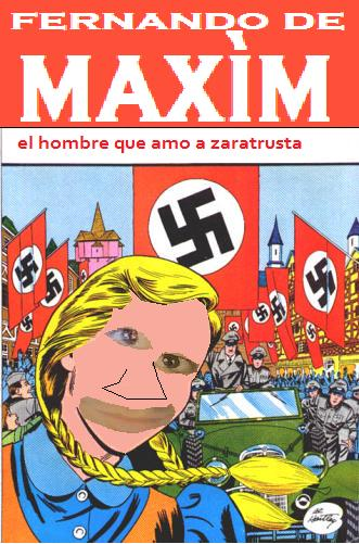 Comic nazi