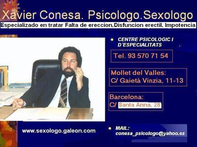 Sexologosantaanaimpotencia