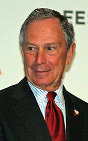 180px-Michael Bloomberg 2 by David Shankbone