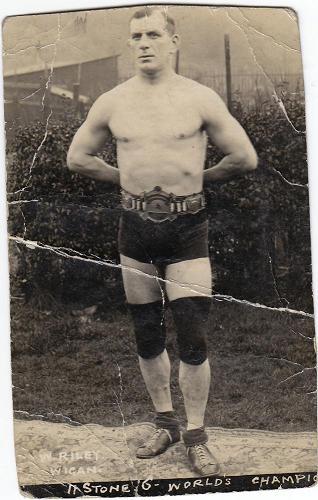 Billy Riley (wrestler)