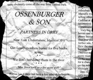 Ossenburger