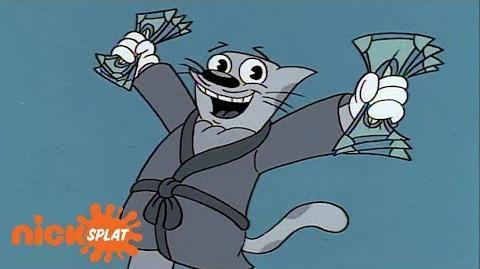 """""""I Love Money"""" CatDog NickSplat"""