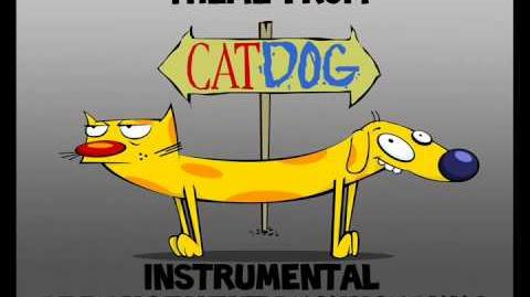 "Theme From ""CatDog"" (Instrumental Karaoke ) MIDI"
