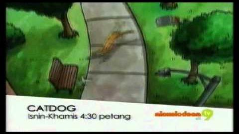 Promo CatDog (Nickelodeon di 9) @ Tv9! (Isnin-Khamis - 4.30 petang)